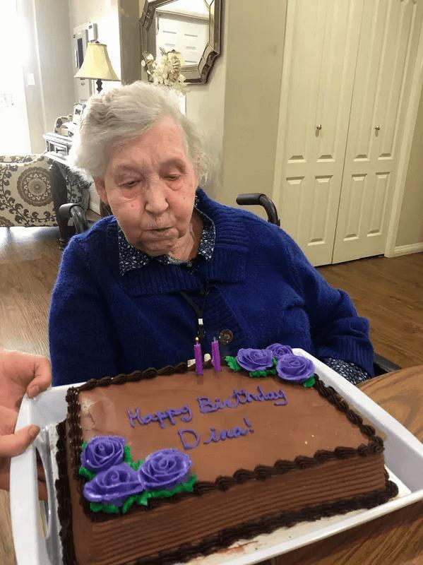 Happy Birthday Dina