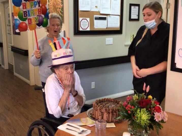Anne's Birthday Party