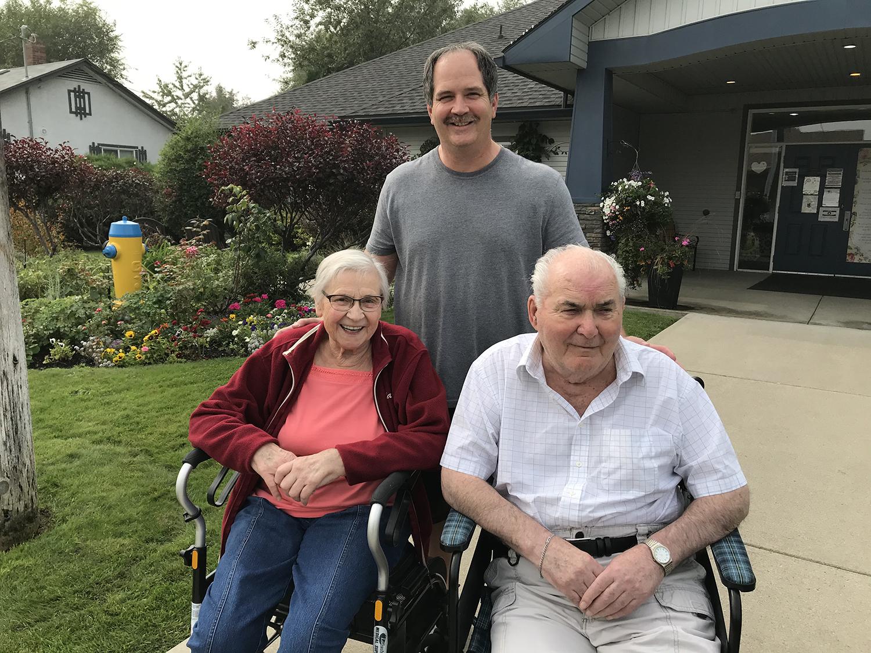 Gardner, John & Maria