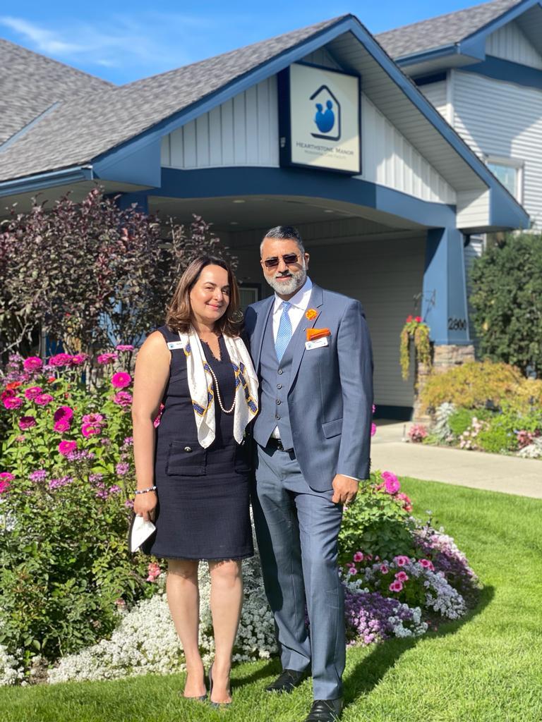 Owners – Gagan & Sarah Suri